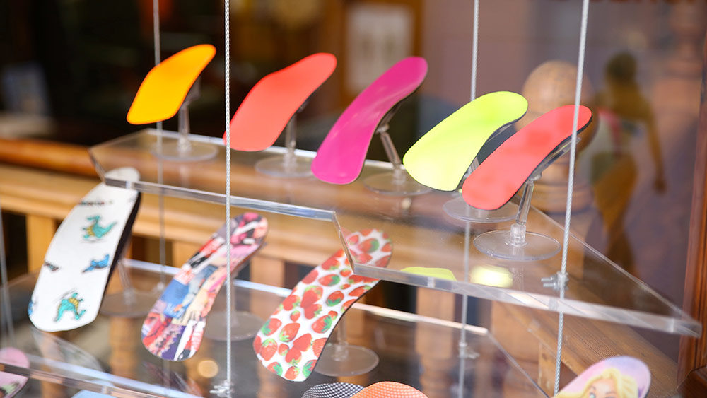 Handmade Children's Orthotics in London