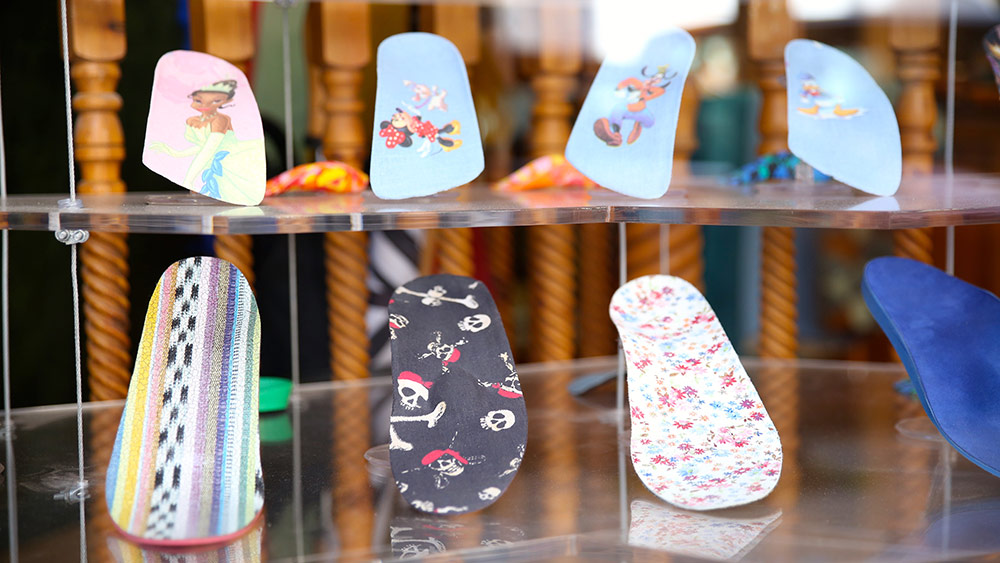 Bespoke Children's Orthotics in London