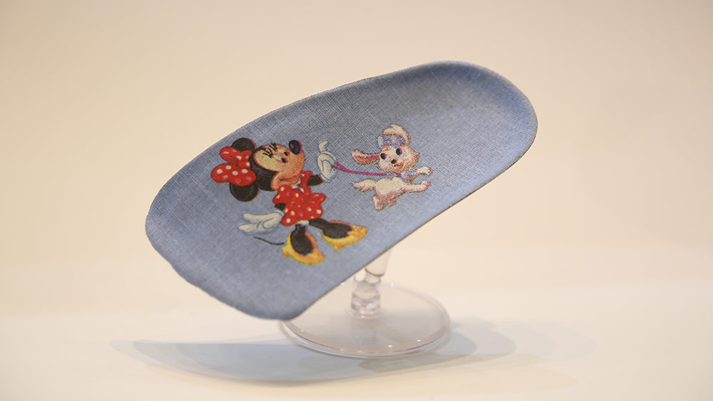 Handmade Orthotic Kids Minnie Mouse Disney Design