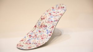 Handmade Orthotic Ladies Flower Pattern