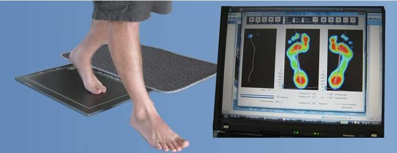 Gait Scan Analysis
